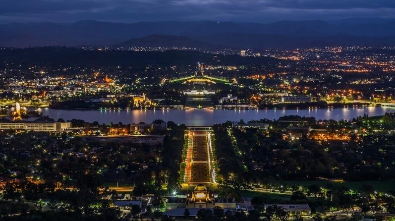 Canberra hook up guide