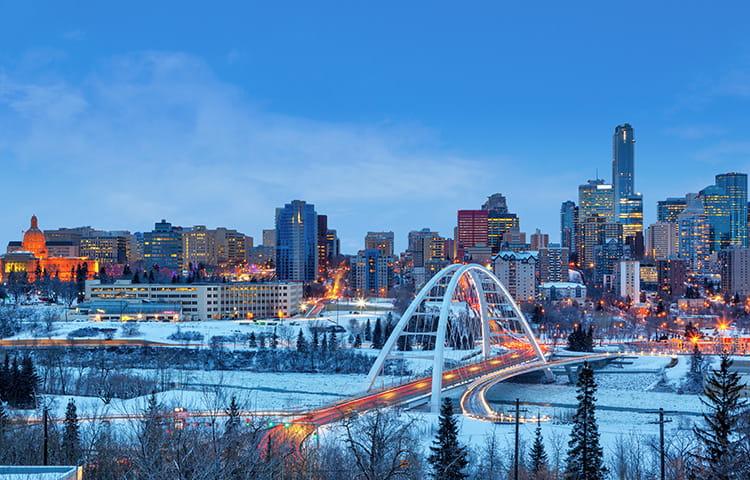 Hookup guide Edmonton