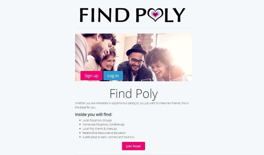 Polyamory Groups events