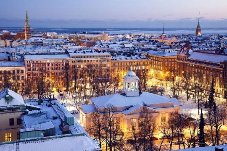 Helsinki Finland guide