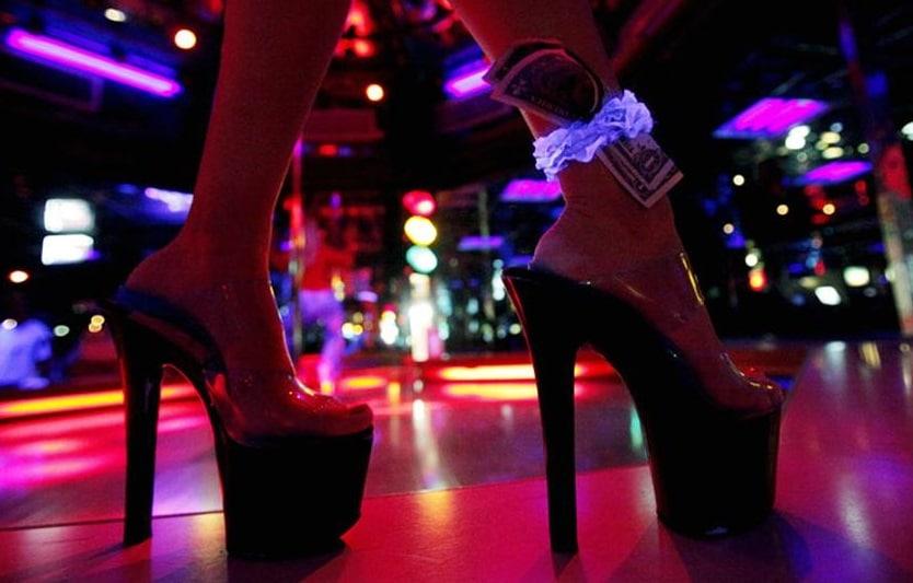 strip club in Frankfurt sexy girls get laid