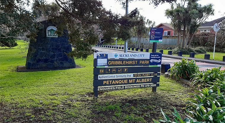 Gribblehirst Park outdoor