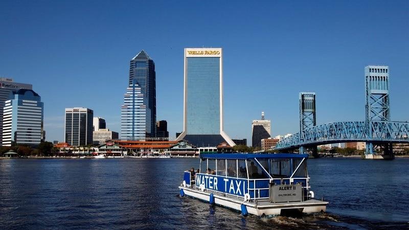 Jacksonville guide hookups