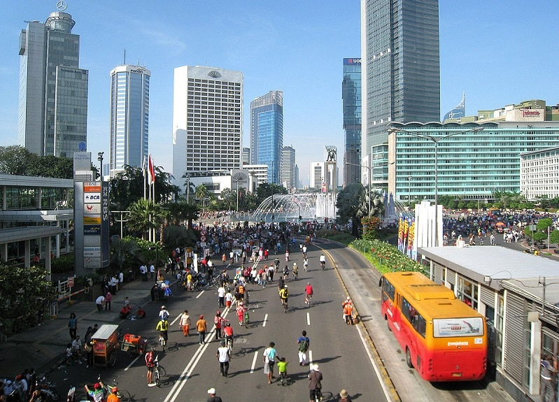 Guide Jakarta single couples