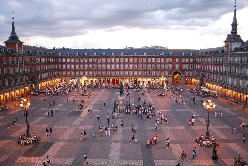 Madrid sex guide