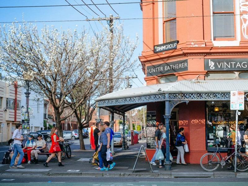 Meet up Melbourne Collingwood