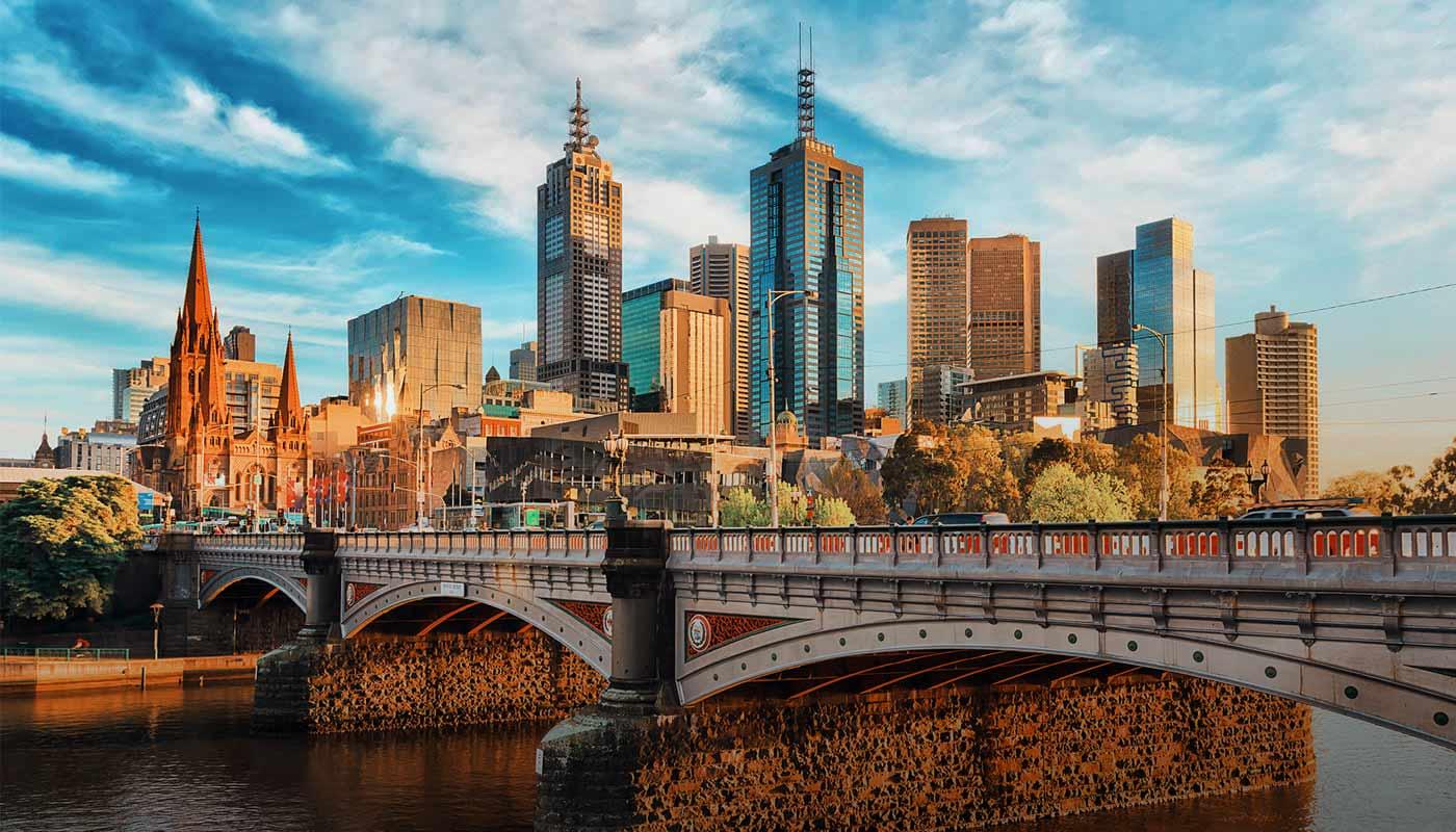 Melbourne hook up guide