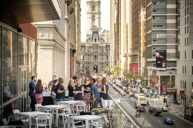 meet up people Philadelphia city center