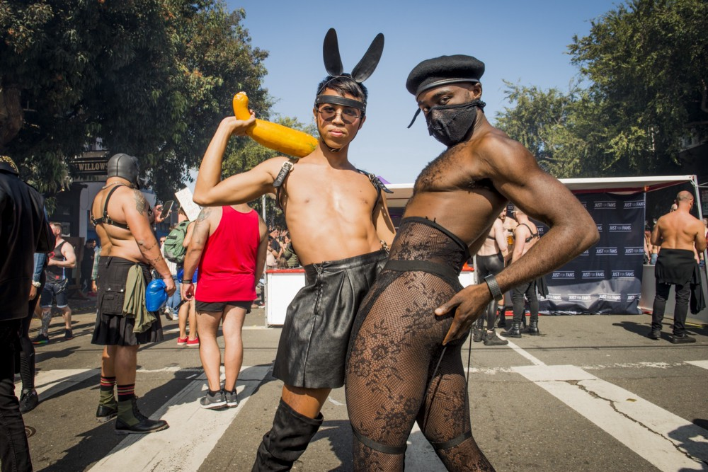 BDSM hookups in San Francisco
