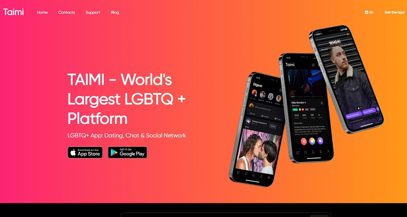 Best hookup trans app