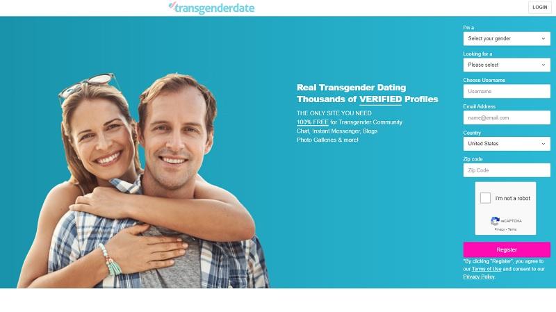 Best transexual dating site