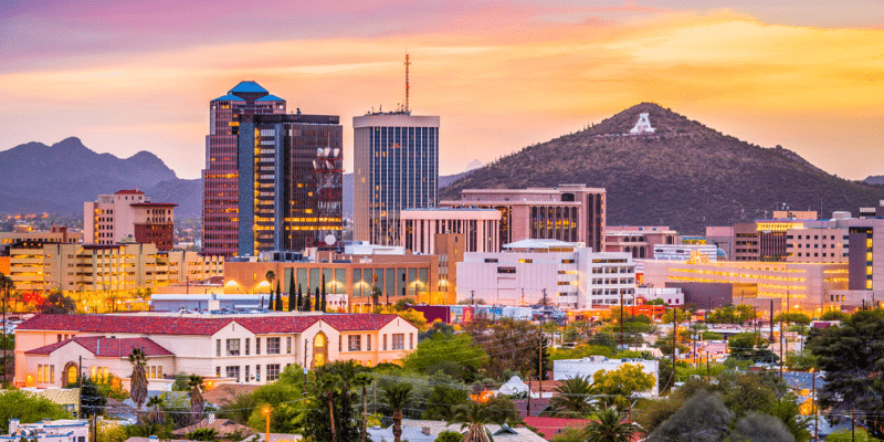 Guide Tucson Arizona hookups