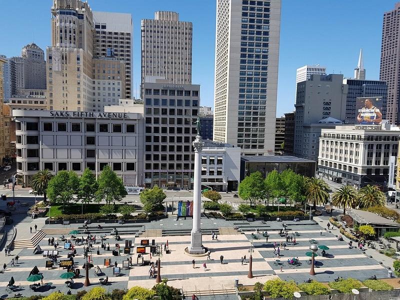 Union Square San Francisco California