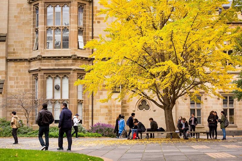 find singles Melbourne university