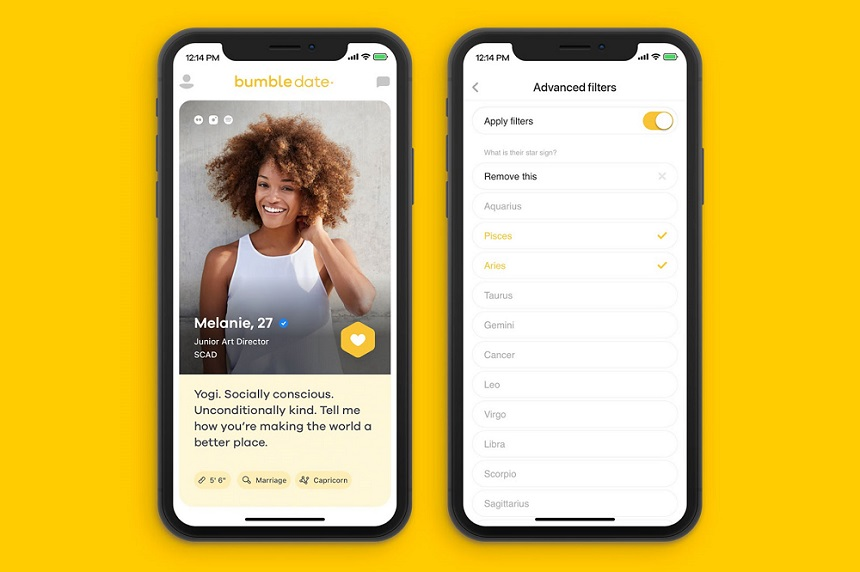 Adult dating app for women