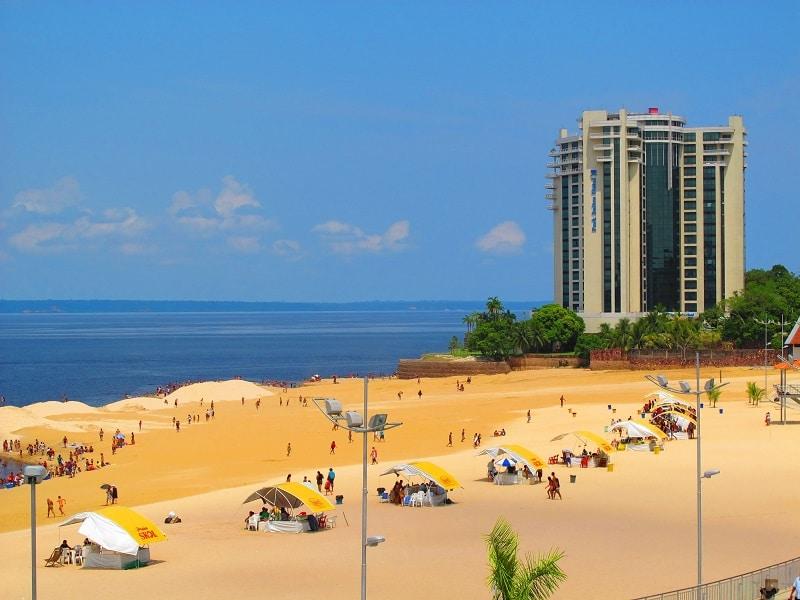 Meet hot girls Manaus beach