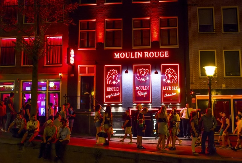 hookup nightlife in Amsterdam get laid