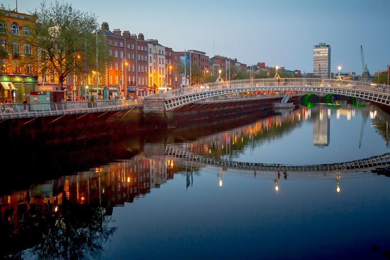 hook up guide Ireland capital Dublin