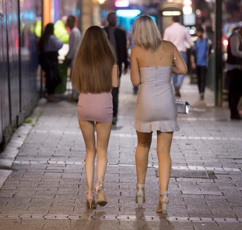 single night pick up street girls Birmingham