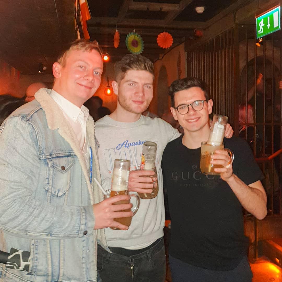 meet Dublin men get laid at night