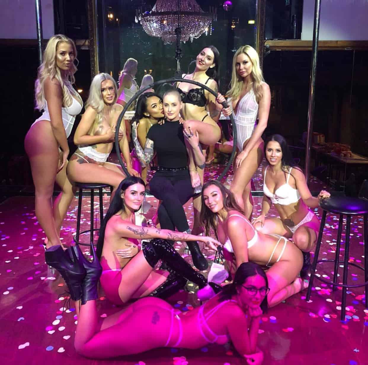 sex girls in Melbourne gentleman club