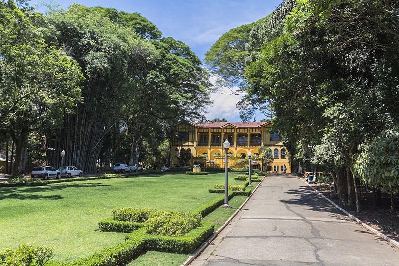 Sao Paulo sex in public park