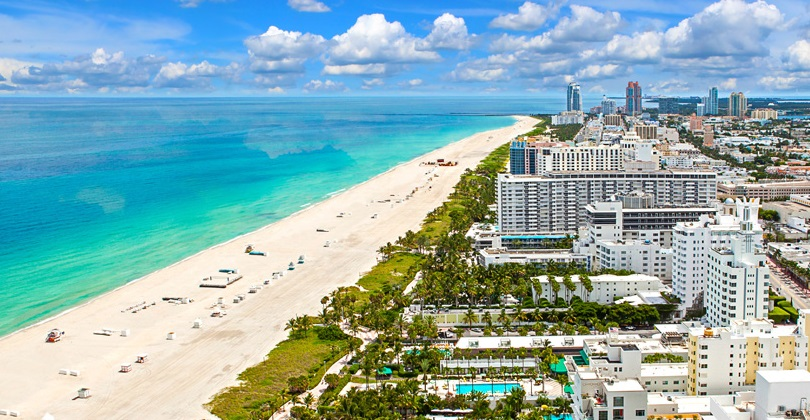 sexy Miami beach