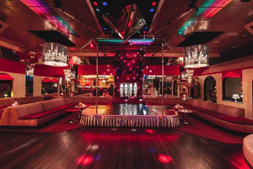 swinger club in Amsterdam Paradise Club